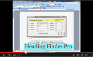 Heading Finder Pro Demo