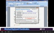Shortcut Keyboard System (Free Version)