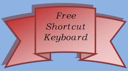 Free Shortcut Keyboard System
